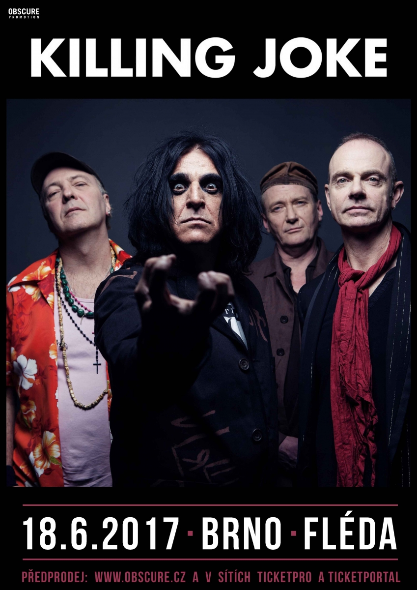 Killing Joke, The Cult